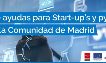 Taller convocatoria ayudas a empresas de base tecnológica y PYMES innovadoras Com. Madrid