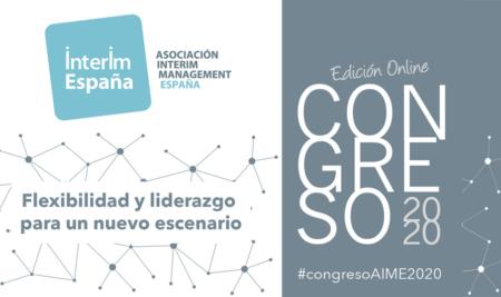 Congreso AIME Interim Manager España 2020