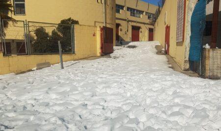 ACENOMA solicita la declaración de zona catastrófica para San Sebastián de los Reyes.