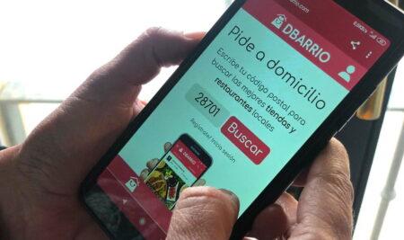 Ya se puede comprar 'online' en el comercio y la hostelería de barrio de Sanse